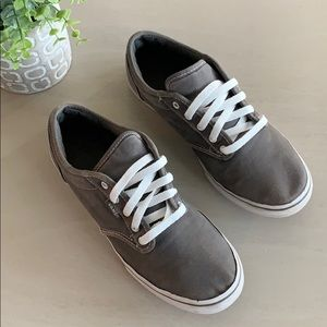 Vans Authentic Core Classic Sneakers Charcoal Gray